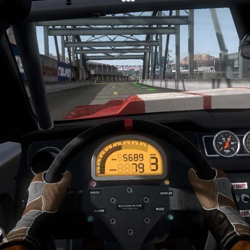 汽车:交通赛车(3D) 賽車遊戲 LOGO-玩APPs