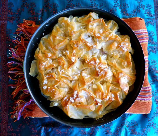 Moroccan Pie Recipe
