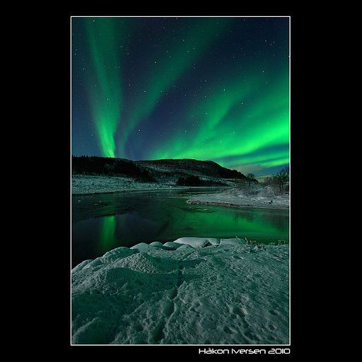 Weather  Aurora borealis