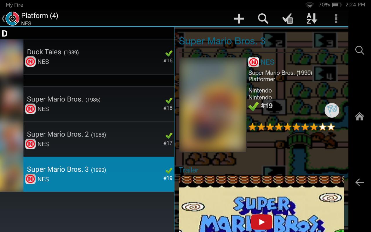 CLZ Games - Game Database - screenshot