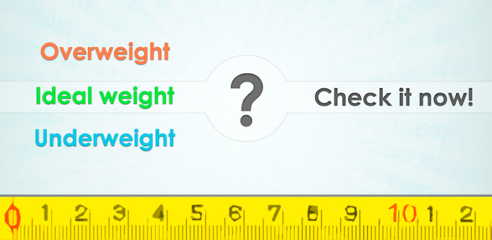 Ideal Weight BMI