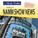 Today's NAMM Show News logo