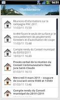 Screenshot of Villard Saint Sauveur