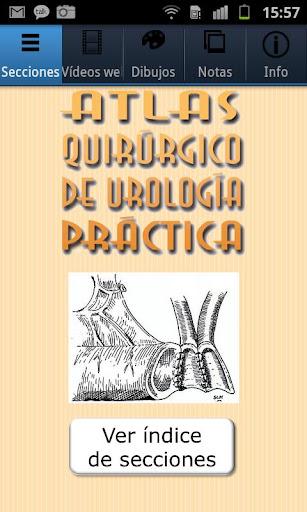 Atlas Quirúrgico de Urología