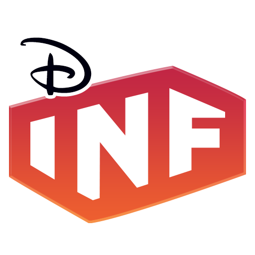 My Disney Infinity Collection LOGO-APP點子