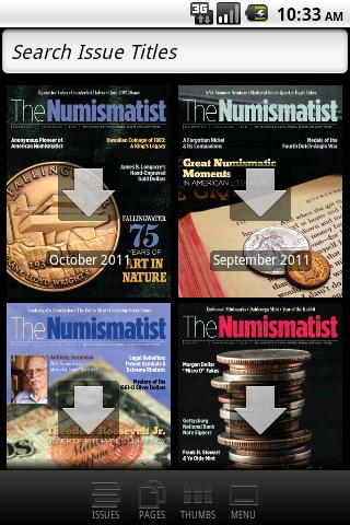 The Numismatist - screenshot