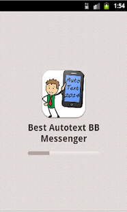 Best Autotext BB Mesenger 2014 - screenshot thumbnail