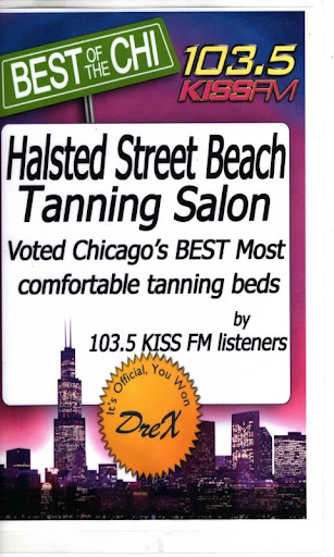HALSTED STREET BEACH TANNING