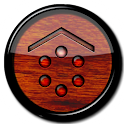 Smart Launcher theme Wood icon