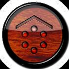 Smart Launcher theme Wood icon