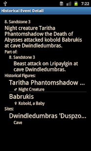 Dwarf Fortress Historian- screenshot thumbnail