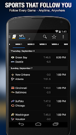 theScore: Sports & Scores Screenshot 3