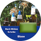 Blase Bach-Blüten Scheibe icon