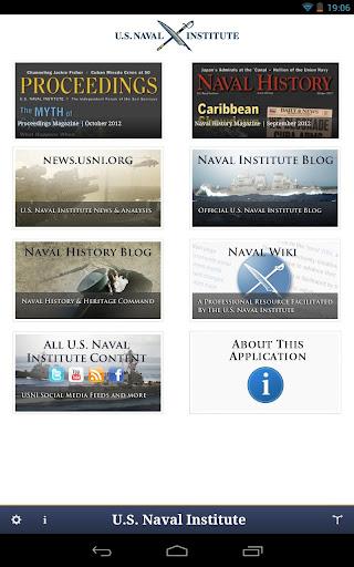 【免費新聞App】U.S. Naval Institute-APP點子