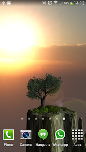 Magic Tree Live Wallpaper screenshot 5
