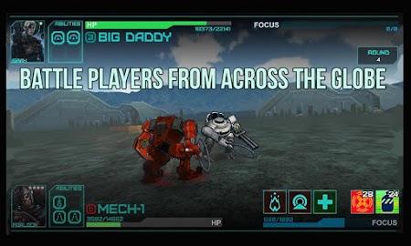 Mech Conquest Screenshot 1