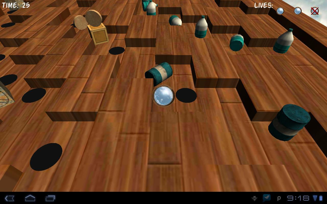 RocknBall Free- screenshot