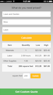 Home Remodel Calculator Android Apps On Google Play