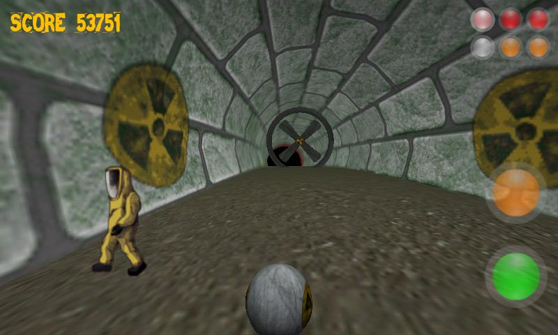 Radio Ball 3D Free - screenshot