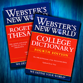 Webster's Dictionary+Thesaurus