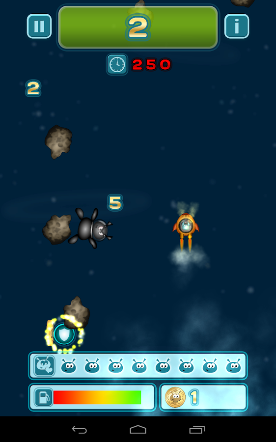 GOZOA in Space- screenshot