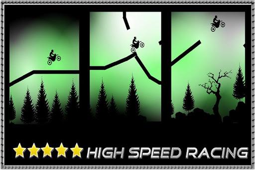 Shadow Rider - Stunt Bike Ride