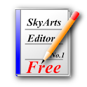 SkyArts Editor Free logo