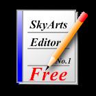 SkyArts Editor Free icon