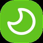 Relax Music & Sleep Sounds -  Sleep Cycle Tracker icon