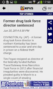 KFVS12 Local News - screenshot thumbnail