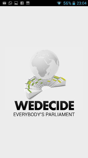 WeDecide Virtual Parliament