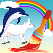 Animals Coloring Book Pro