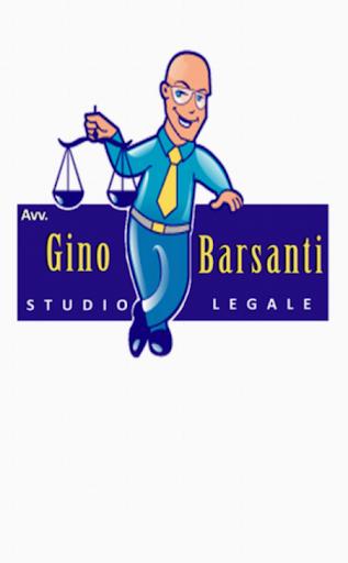 Avvocato Gino Barsanti
