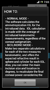 IOL CALCULATOR- screenshot thumbnail