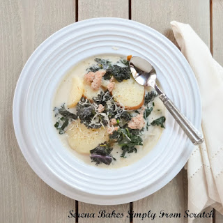Sausage Kale and Potato Soup