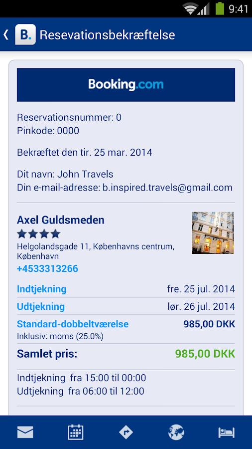 Booking.com - online-hoteller - screenshot