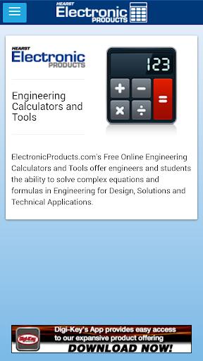 Engineering Calculators-Tools