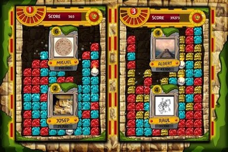 Maya Ruby Match Gold Blitz- screenshot thumbnail