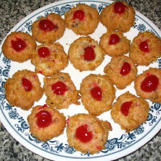 Cherry Wink Cookies