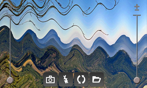 Distortion Camera Effects