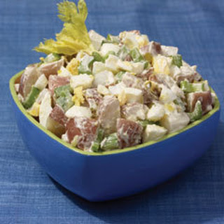 New Orleans Kickin' Potato Salad.