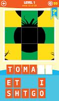 Screenshot of 1 Pic 1 Word: Shadow Game