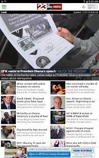 23ABC News Bakersfield - screenshot thumbnail