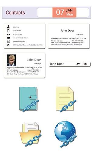 玩生產應用App ResPack01經典筆記本免費 APP試玩