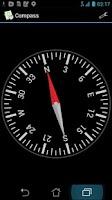 Screenshot of Androzic Compass Plugin