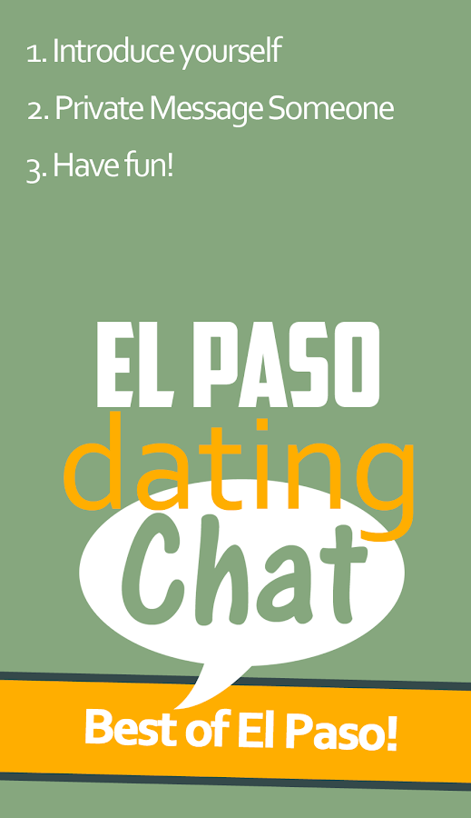 Free dating in el paso tx