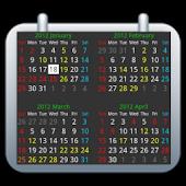 Calendar Widget! Wa!