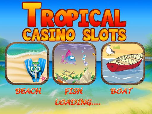 熱帶賭場老虎機