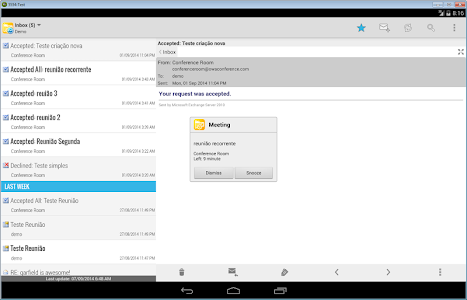 Mobile Access for Outlook OWA v3.7.6