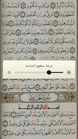 القرآن مع التفسير بدون انترنت 4.0 screenshot 256994